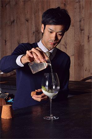 ペアリングはクリエイターとして在籍する廣田晴樹さんがプロデュース。